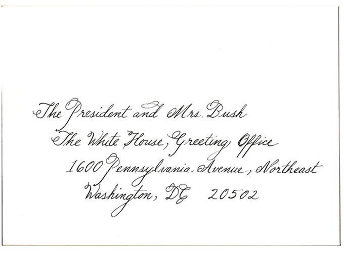 Wedding Invite Citadel Calligraphy, Fine Art, Calligraphy, Invitation, Ashley Spencer